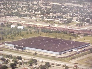 Melvindale Michigan Warehouse