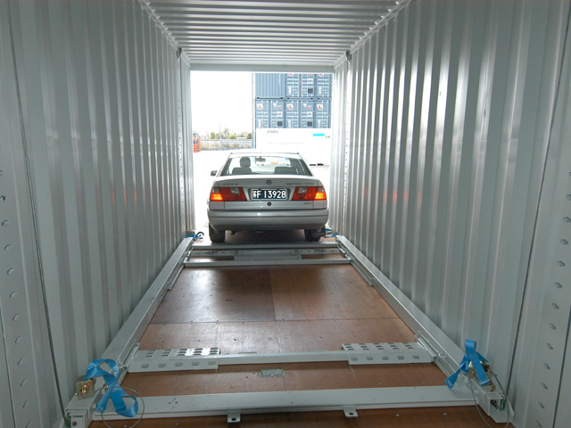 Types Of Shipping Containers Evans Distribution Systems