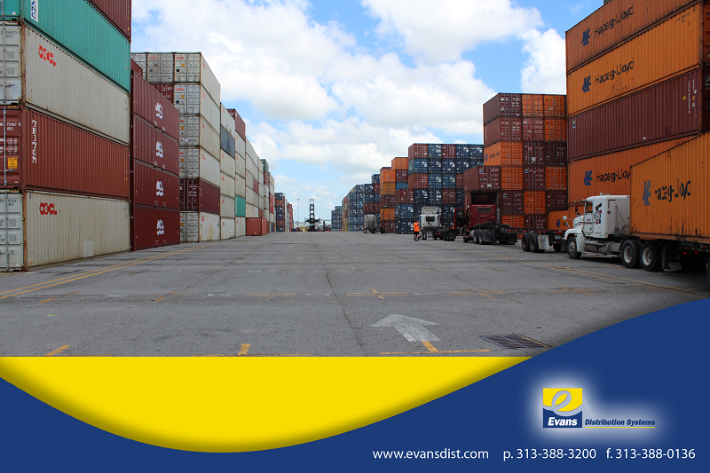 Importance of Freight Forwarders - Evans Distribution Systems