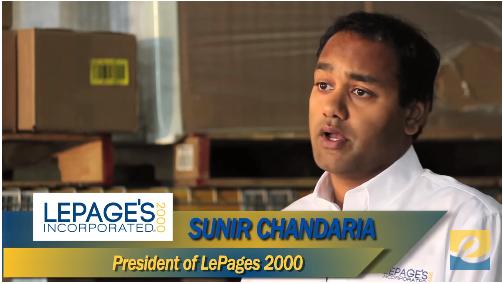 LePage's Testimonial