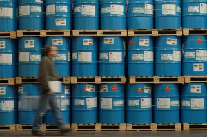 Hazmat Warehouse Hazardous Materials - Evans Distribution Systems