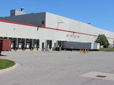 Romulus Michigan Warehouse