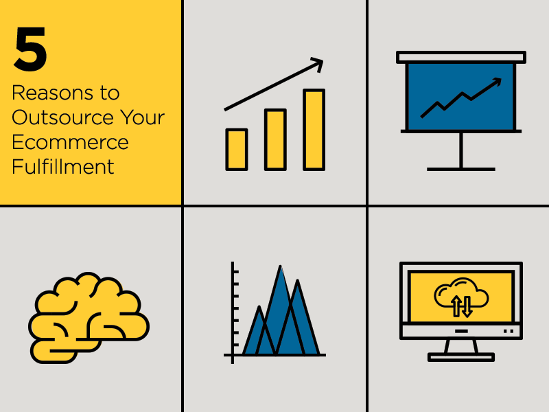 5 Reasons to Outsource Your e-commerce Fulfillment