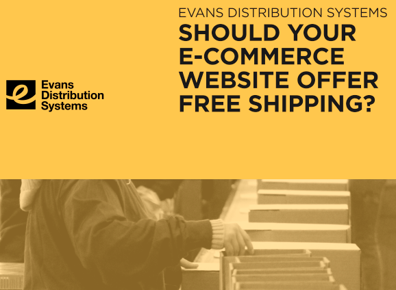 The e-commerce and Logistics of Offering Free Shipping