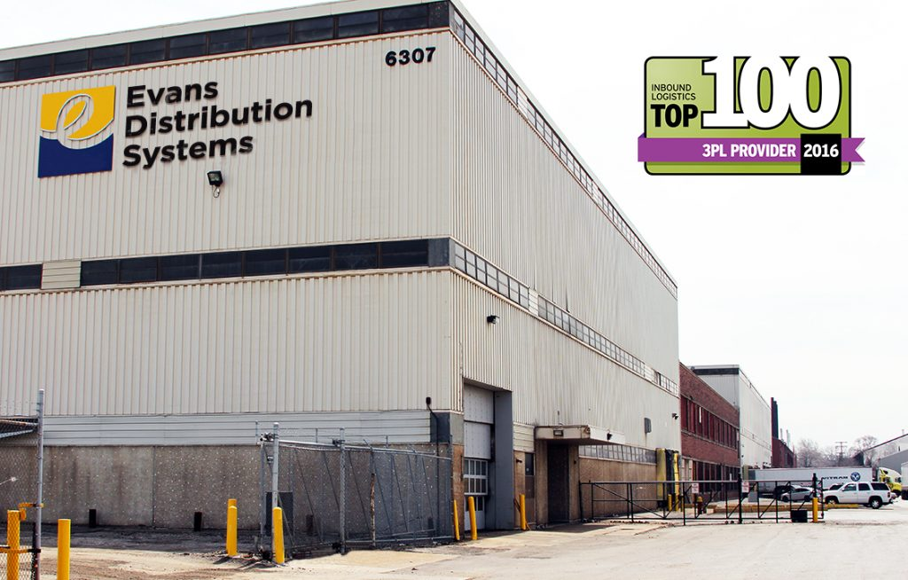 Fort Street Warehouse Detroit Michigan