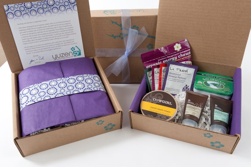 Subscription Box company
