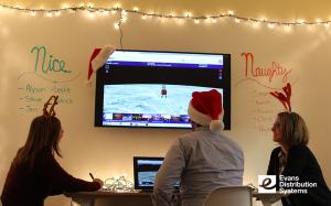 Santa Claus-Logistics Mastermind