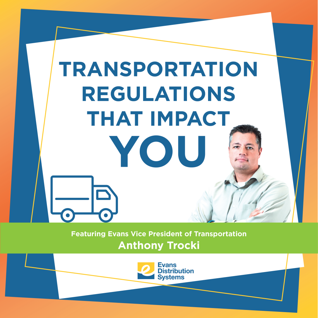 Transportation Regulations featuring Anthony Trocki