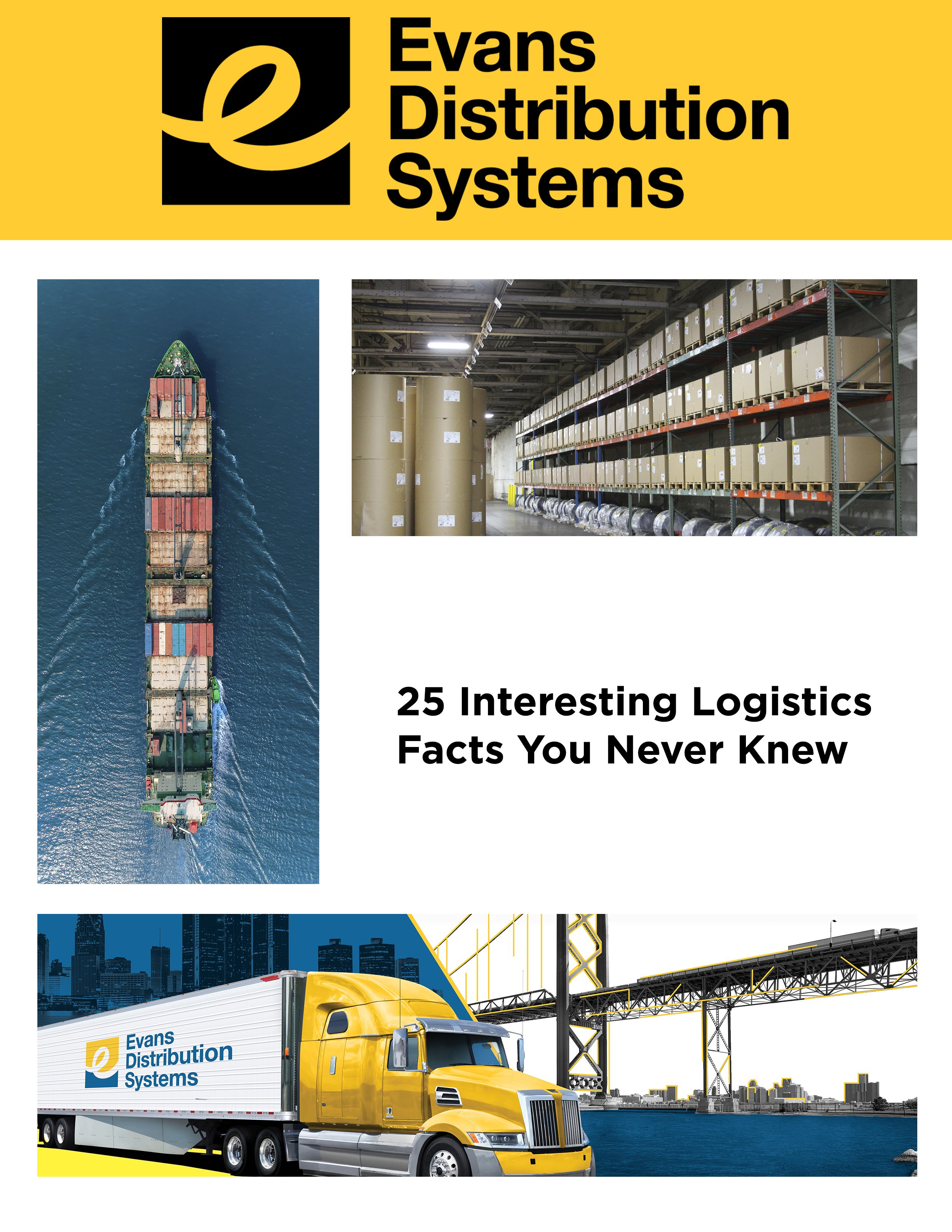 25 Interesting Logistics Facts You Never Knew