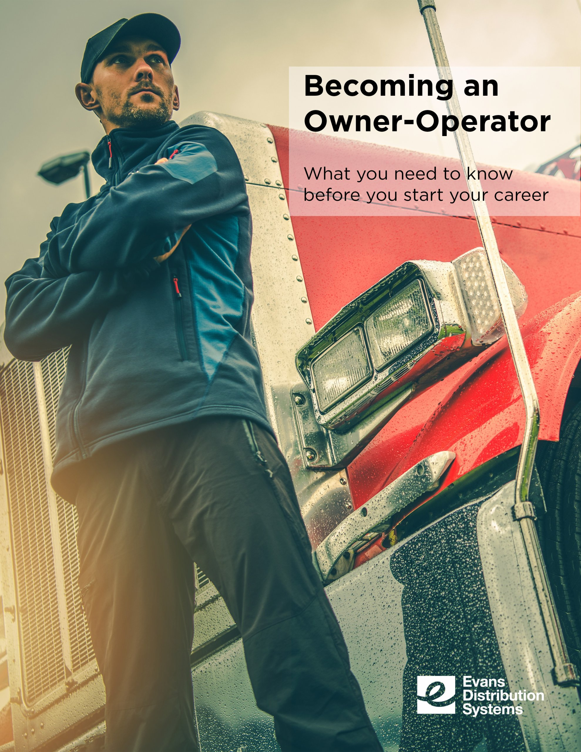 Becoming an Owner-Operator