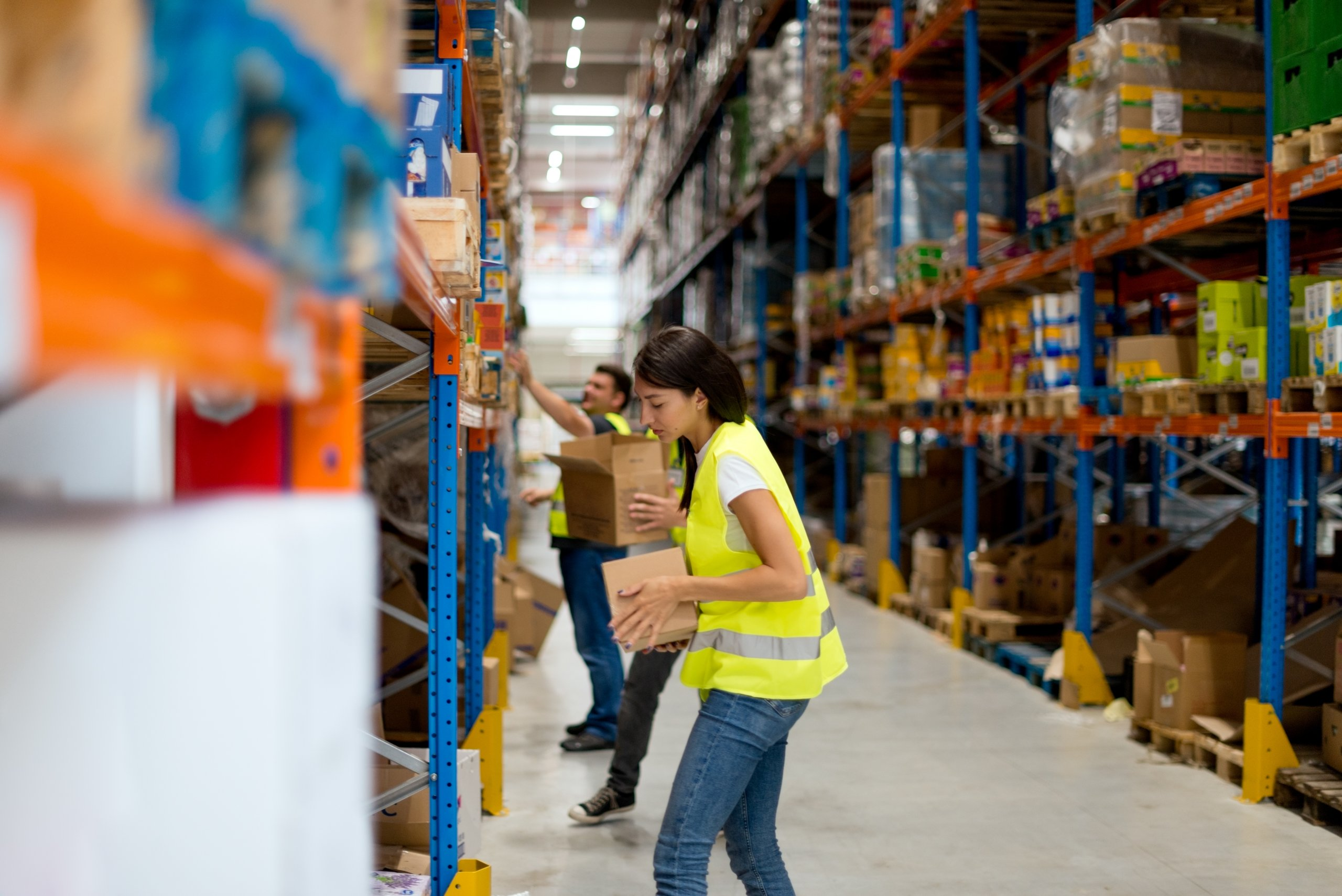 The Warehouse Labor Shortage in 2020