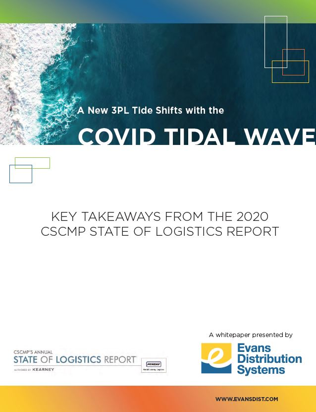 A New 3PL Tide Shifts with the COVID Tidal Wave