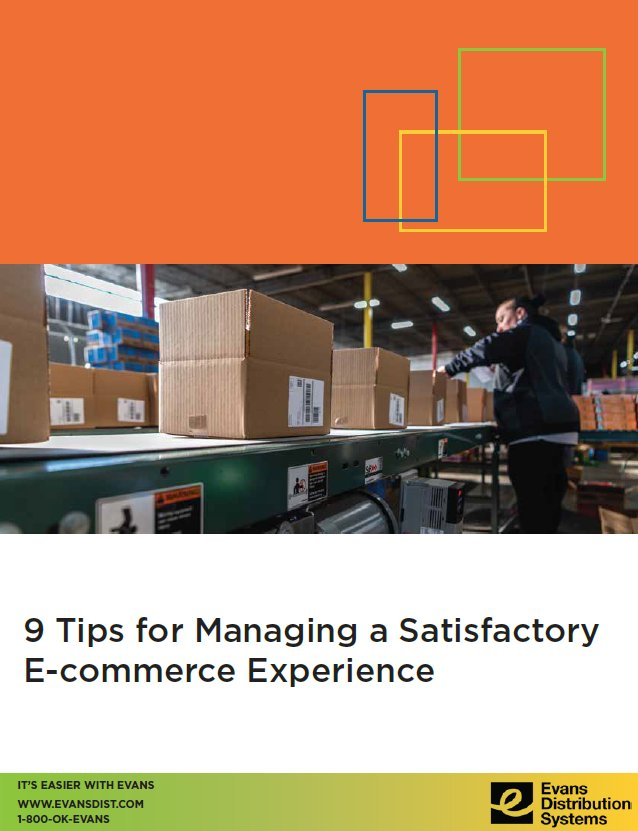 9 Tips for Managing a Satisfactory E-commerce Experience