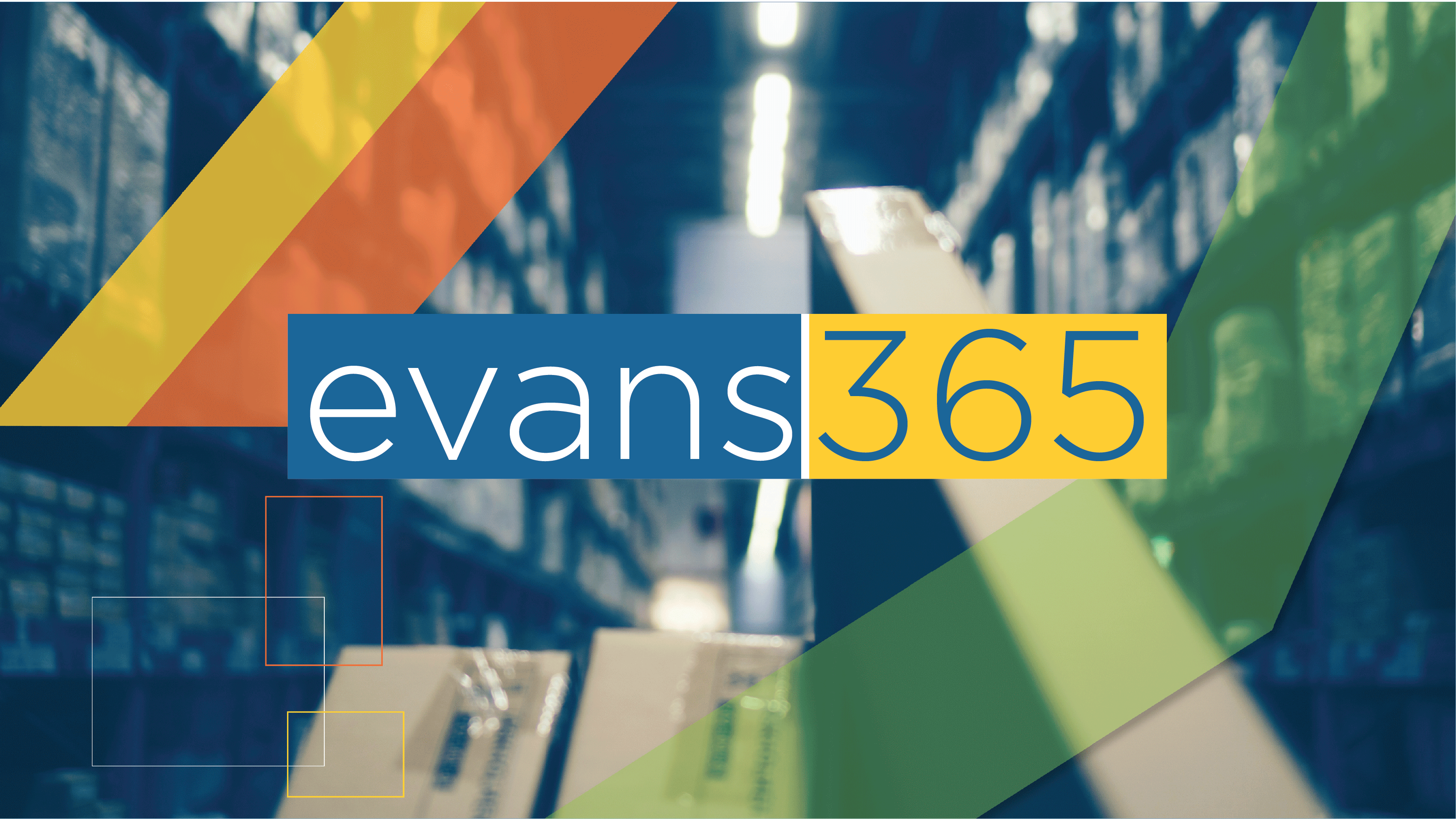 The evans365 Data Portal Provides Customers with Business Intelligence